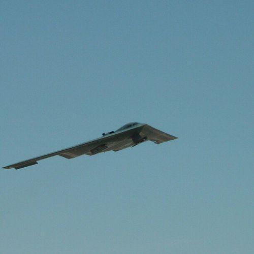 An UFO :P Holloman Sky Blue Hot