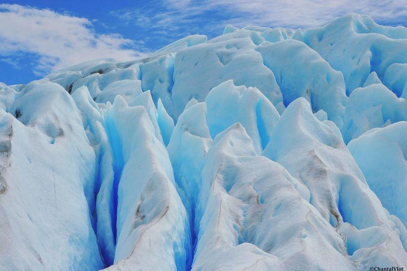 Perito Moreno Glacier Close-up Ice Beauty In Nature Sky Cold Temperature Winter Nature Outdoors Scenics Glacier Patagonia Argentina