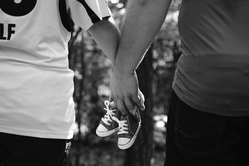 For my favourite friends and their soon to be addition! Baby Shoes Baby Pregnancy Pregnant Phtography EyeEm Selects Midsection Real People Men Leisure Activity Holding People Lifestyles Focus On Foreground Togetherness Moments Of Happiness #NotYourCliche Love Letter