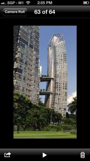 Condominium Near Keppel Golf Course Singapore April 2013