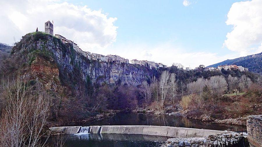 Castelfollit de la Roca, Girona, Catalunya Catalunya