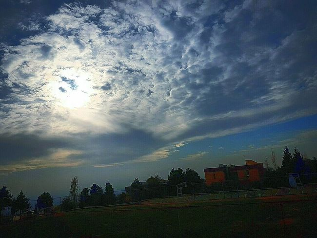 Sun Outdoors Cloud - Sky Clouds And Sky Clou