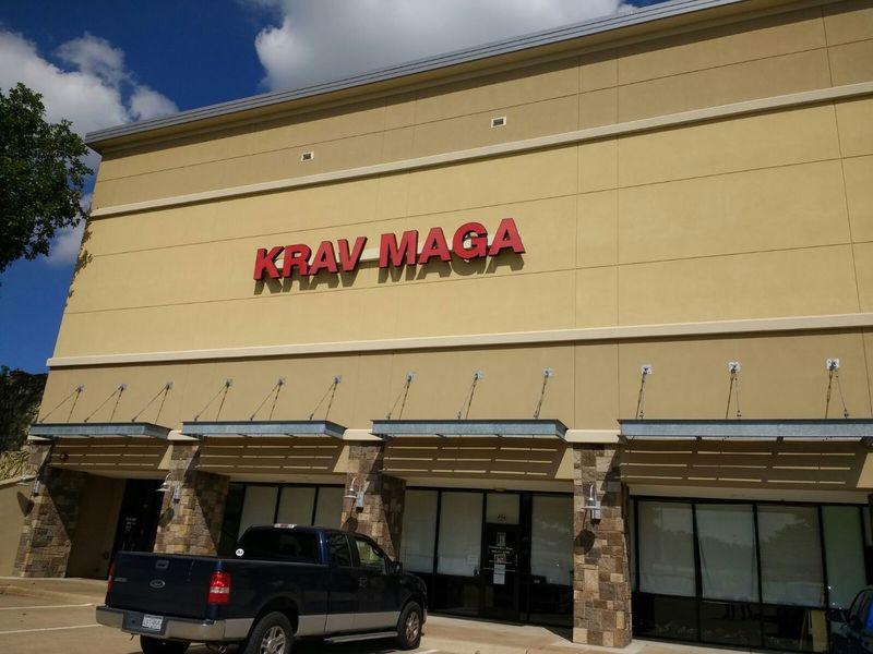 Krav Maga Houston Texas Outdoors Building Exterior City No People Day