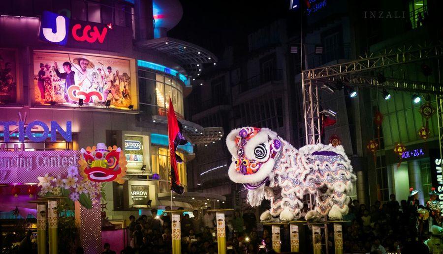 Junctionsquare Yangon Chinese New Year