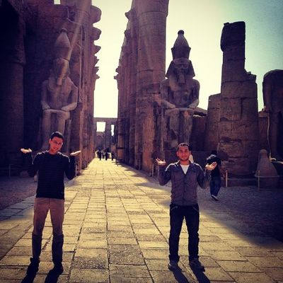 Luxor_temple Luxor Upper_egypt
