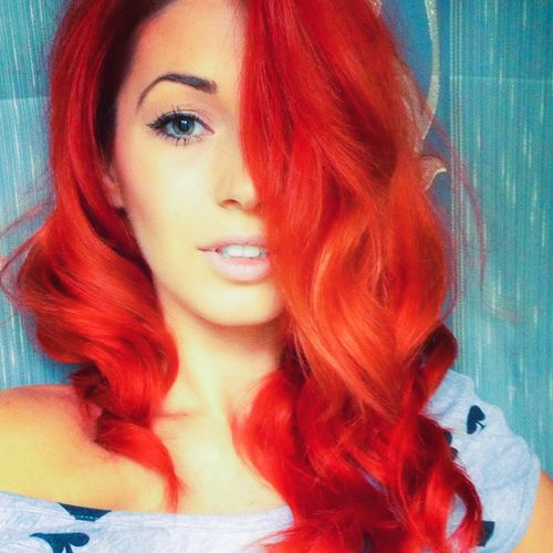I used to be redhead 😉 Redhair That's Me Cheese! Hello World Hi! Taking Photos Hairstyles