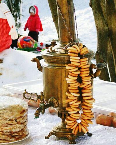 самовар баранки Конфеты бараночки Popular Popular Photos Масленица2015 EyeEm Gallery Eye4photography  снег щедрый стол