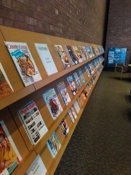 Magazines EyeEm Magazine Magazine Publication Magazinestreet Library Public Library