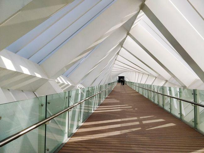 Minimalism Sun Inside Sky Morning Bridge Stories From The City The Architect - 2018 EyeEm Awards