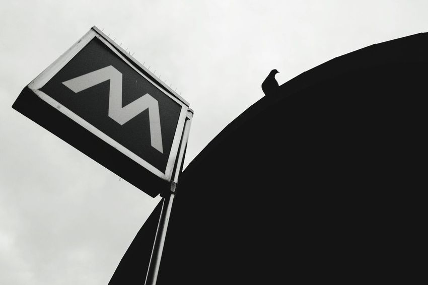 Milan tales. ©2017 Milano Arrow Symbol Guidance Direction Low Angle View Road Sign Outdoors Day Communication Sky No People City Light And Shadow HighContrastPhotography Streetphotography Blackandwhitephotography Black And White Collection  Black&white Streetphotograph Getty Images Italia Getty & EyeEm Collection Getty Image-collection Getty X EyeEm Gettyimages The Graphic City