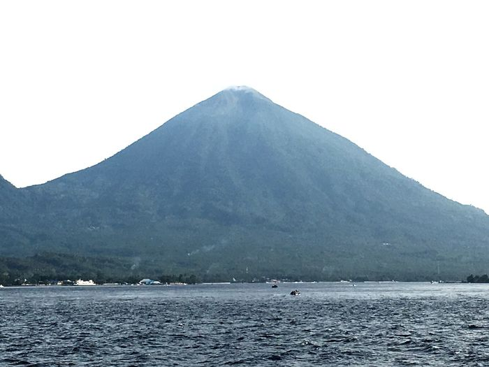 Mountain Kie Matubu Tidore Tidore Island, Molucca