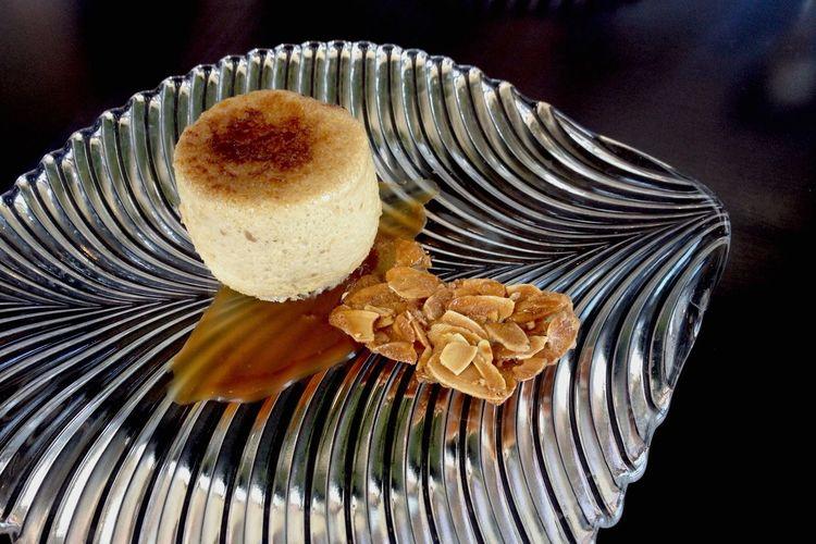 Chiboust Caramel Almond