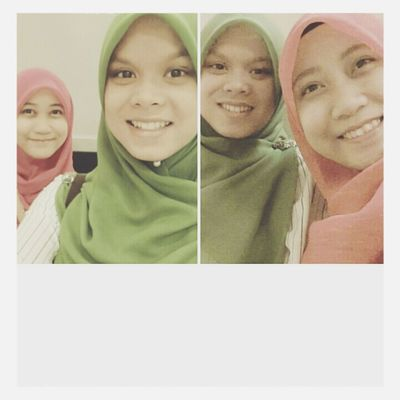 There's a lot of Friend which you can find them everywhere.But just a few apart from it that we can called as your tight Friendship ❤ . Foreverloveyou  till Jannah ! :D