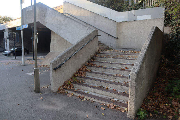 Staircase in