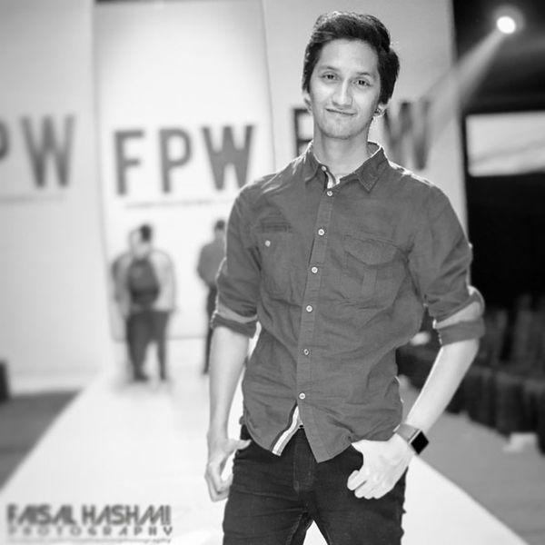 Fashion Pakistan Week Fpw2014 model ramp faking