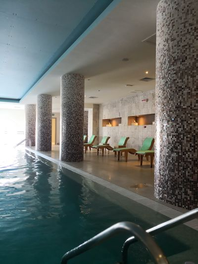 The Pool Italy Basilicata Policoro Benessere Marinagri Water Swimming Pool Luxury Swimming Architecture Built Structure Luxury Hotel Architectural Column Colonnade
