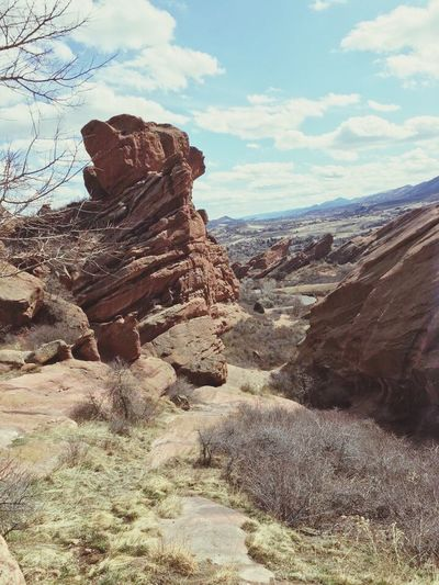 Red Rocks EyeEm Gallery April Showcase Colorado Adventure EyeEm Nature Lover Eye4photography  Landscapes With WhiteWall Power In Nature