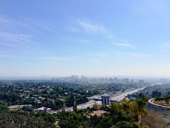 Los Angeles, California L.A. DowntownLA Skyline Nature Architecture California Sky Skyscraper