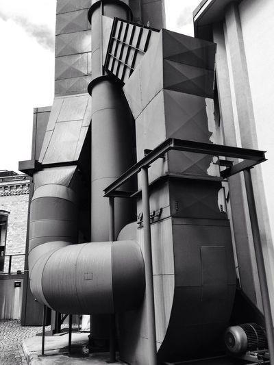 Urban Geometry Architecture Black And White Black & White
