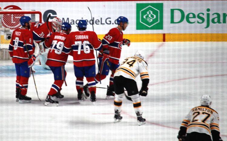 NHL Hockey Montrealcanadiens Penalty