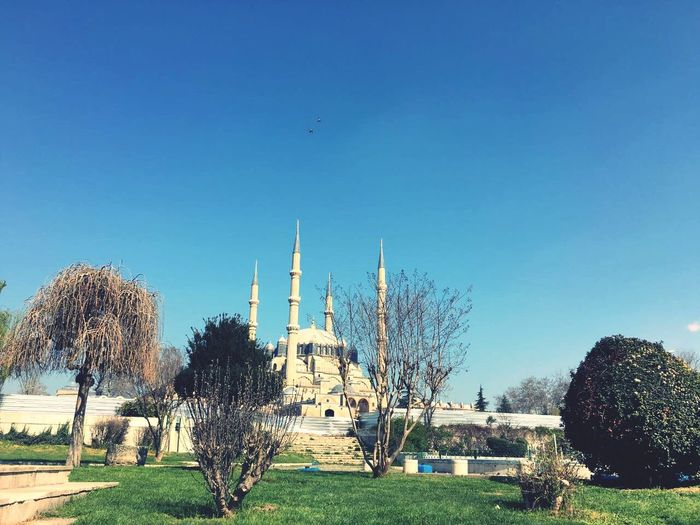 Selimiye.. Mosque Architecture Life And Nature Beauty Masterclass Building