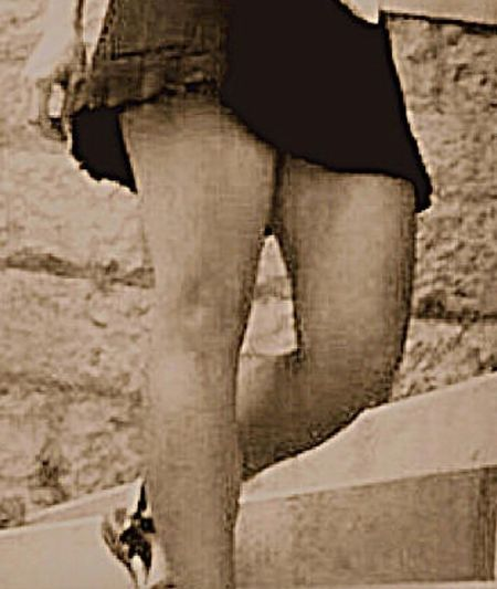 Legs Legs Legs Outdoors