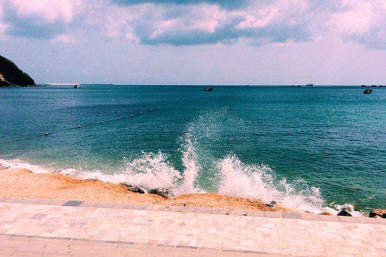 Today's Photos Everyday Lives Island Haynan Beautiful View Beach Photography I Love Nature!