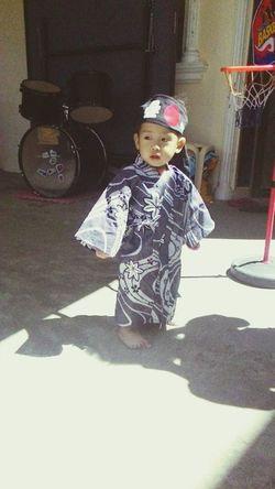 Japan Japanese  Japanese Culture YUKATA Baby Babyboy Cute Japanese Style