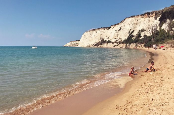 Costa Sud - Sicilia Siciliabedda Sicilia Sicily Gianni Lo Turco Water Beach Sea Land Sand Sky Beauty In Nature Real People Scenics - Nature Nature Lifestyles Leisure Activity Day Group Of People Sunlight Horizon Over Water People Horizon Clear Sky Outdoors