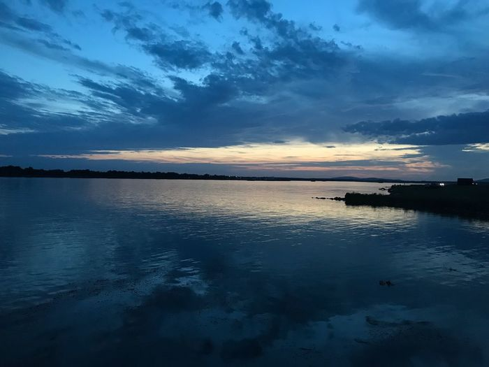 Breathing Space Nofilter#noedit IPhoneography Sunset Danube
