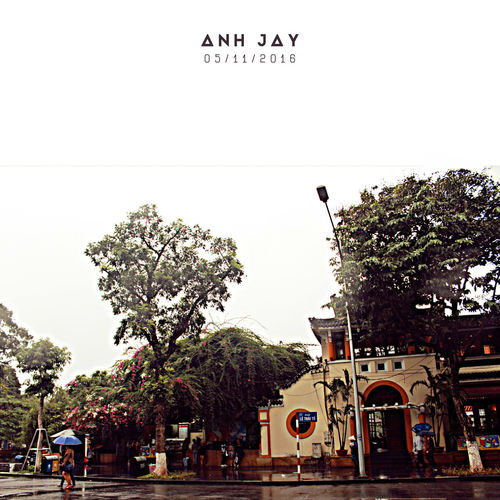 The Old in the city. Asian  Asian Culture Clear Sky Hanoi Indochina Old City Old Town Pogada RainyDay Square Vietnam Walkingstreet