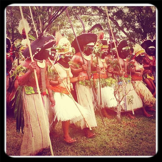 Enga Traditional_attire PowerHaus Beautiful #PNG#papuaNewGuinea#PomNathCULTURSHOW:)