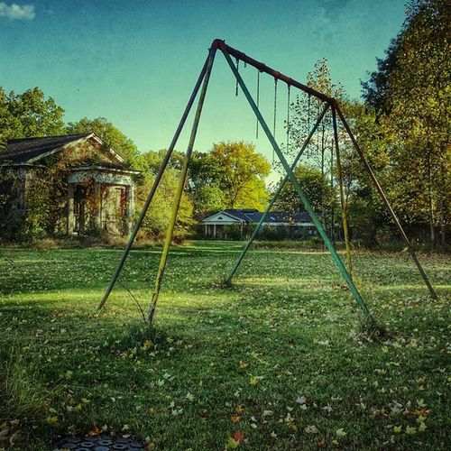 Lost Souls Inastateofsunday Wherearethechildren Emptyspace AbandonedHospital Beautyindecay Abandonedplayground Autumn Lostintime Forgottenny Oldandrusty