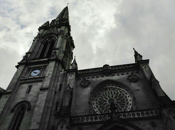Bilbao Catedral De Santiago Euskadi Basque Country Cathedral