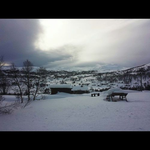 On the way to Rjukan WreckinRjukan Norway Norwayproblems