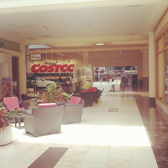There is a freaking Costco attached to this mall! WOW Incredible Sarasota florida mall westfield amazing