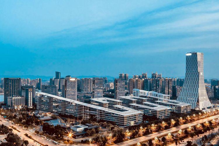 ChengDu Tianfu Software Park Sichuan China Chengdu Architecture Skyscraper Building Exterior Built Structure Sky Cityscape Outdoors Go Higher The Architect - 2018 EyeEm Awards The Architect - 2018 EyeEm Awards