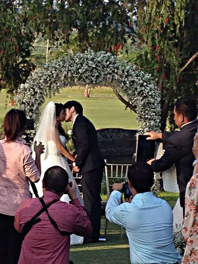 Congratulations Mr. and Mrs. Poblete. DanGer2014