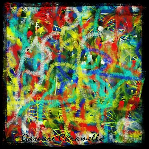 Virtual Web Museum Of Contemporary Art Atelier Artistique Arts Laboratory Action Painting Action Pixelings Art Gallery Abstract Gaspare Caramello ArtWork Artworks Laboratorio Artistico Di Sperimentazione Creativa