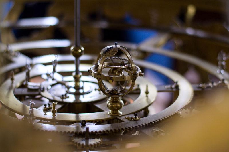 Astrolabium detail Astrolabium Reflection Archiecture Art Astronomical Clock Brass Clockwork Close-up Detail Gear Gold Colored Handcraft Handcrafted Indoors  Intricate Details Manifacture Medieval No People Planetarium Sculpture Selective Focus