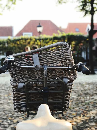 EyeEmNewHere Dutch Bicicle One Person Human Body Part Human Hand Real People Hand Day Focus On Foreground Personal Perspective