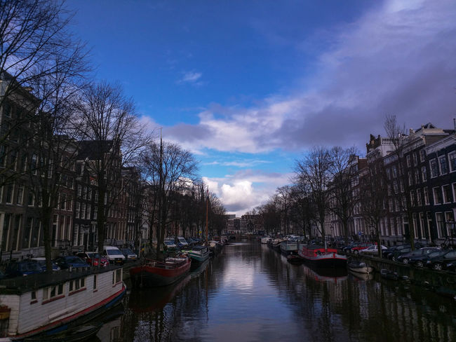 Things to do in Amsterdam - visit my blog. www.goldlepper.com Amsterdam Amsterdam Canal Amsterdamcity Bicycle Blue Sky Canal Cloud - Sky Clouds Dutch Europe Holland Landscape Landscape_Collection Landscape_photography Nature Photography Netherlands No People Outdoors Sky Street Streetphotography Sunset Travel Photography Windmill Winter