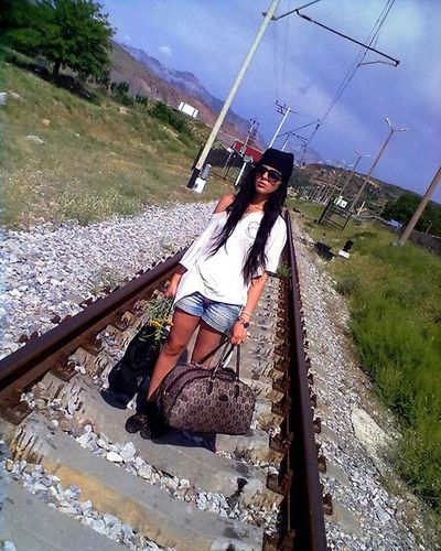 Lost in Mountains Mountains Lostsomewhere Gangsta Backhome Rails Wasup