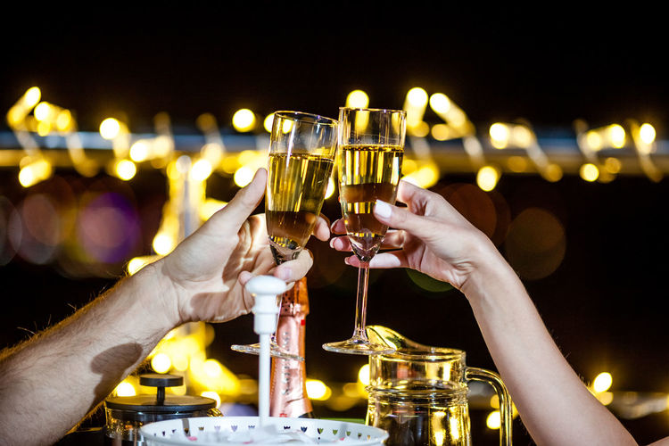 A date on the roof. Cozy place, dim lighting, a telescope to look at the stars, a table with fruits and drinks, warm blankets ... What else is needed for happiness? Couple Date Lifestyle Relationship Adult Alcohol Celebration Celebratory Toast Drink Drinking Glass Evening Food And Drink Friendship Glass Hand Holding Human Body Part Human Hand Illuminated Leisure Activity Lifestyles Men Real People Refreshment Togetherness