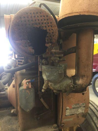 The Week On EyeEm EyEmNewHere Machinery Rusty Muffler Gas Motor Old
