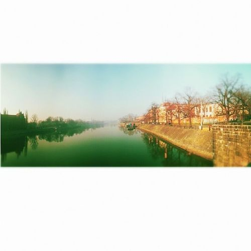 Wrocław left and right Panoroma Piekne Medieval City polish instapoland polska weekend trip landscape architecture igers instahappy f4f grid nature love peace stateofmind