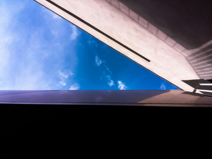 Floyd II Architecture City Building Exterior Sky Formalism No People Thessaloniki Thessaloniki Greece Abstract Photography