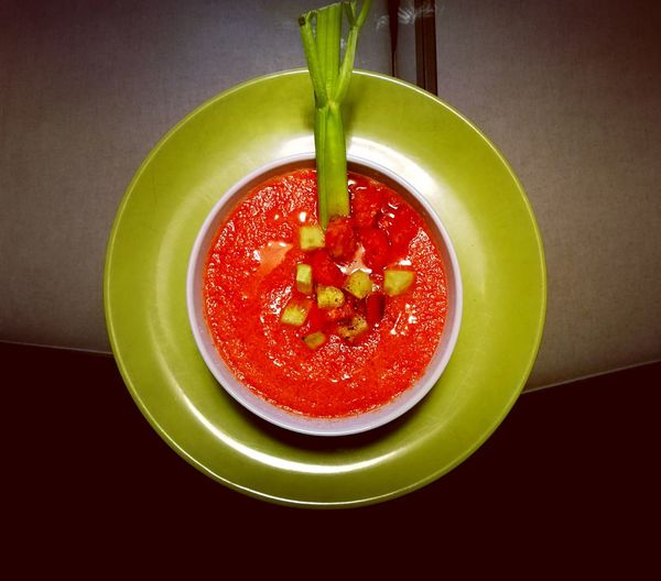 Freshness Healthy Eating Fruit Red Green Color Studio Shot Food And Drink No People Ready-to-eat Healthy Lifestyle Food Close-up Antioxidant Indoors  Gazpacho  Andalucía España🇪🇸 Imetec