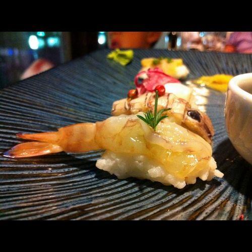 Sushi nostrano