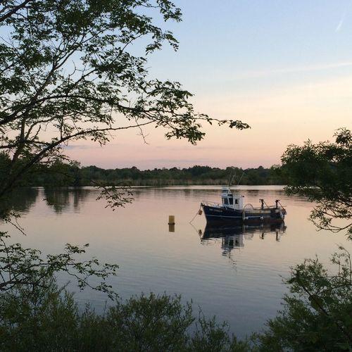 IPSNoFilter Boats Reflection